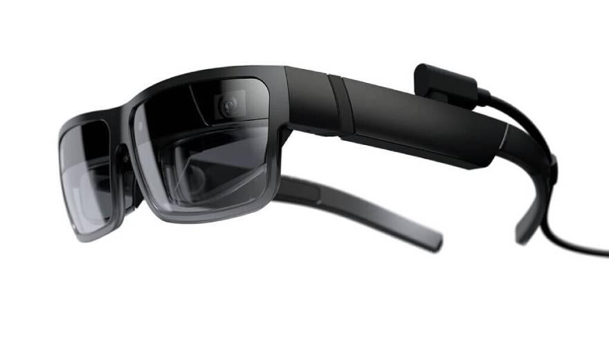 Las lentes de Lenovo buscan mejorar el trabajo en oficinas e industrias