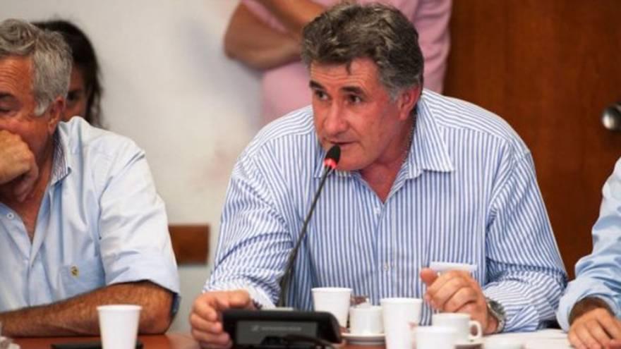 Carlos Achetoni, presidente de Federación Agraria