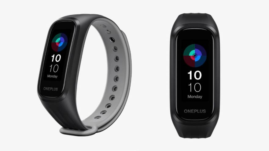 La pulsera monitoriza hasta 13 tipo de actividad distintas