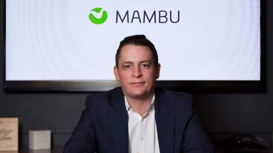 Edgardo Torres-Caballero, director general de la plataforma bancaria Mambu