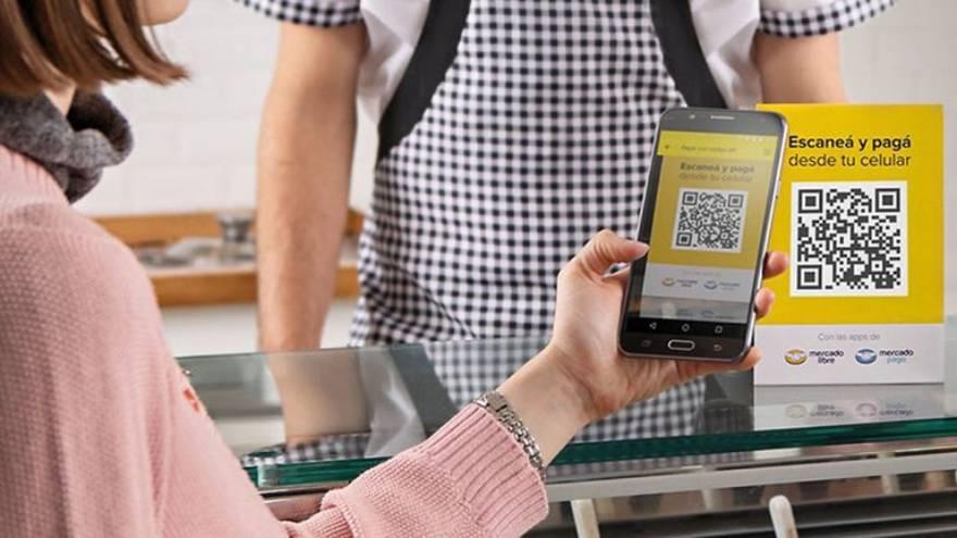 Todos los lectores de QR de los comercios deberán aceptar todas las billeteras electrónicas