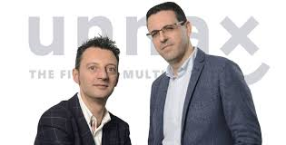 Julián Díaz-Santos y Jordi Pérez, fundadores de Unnax