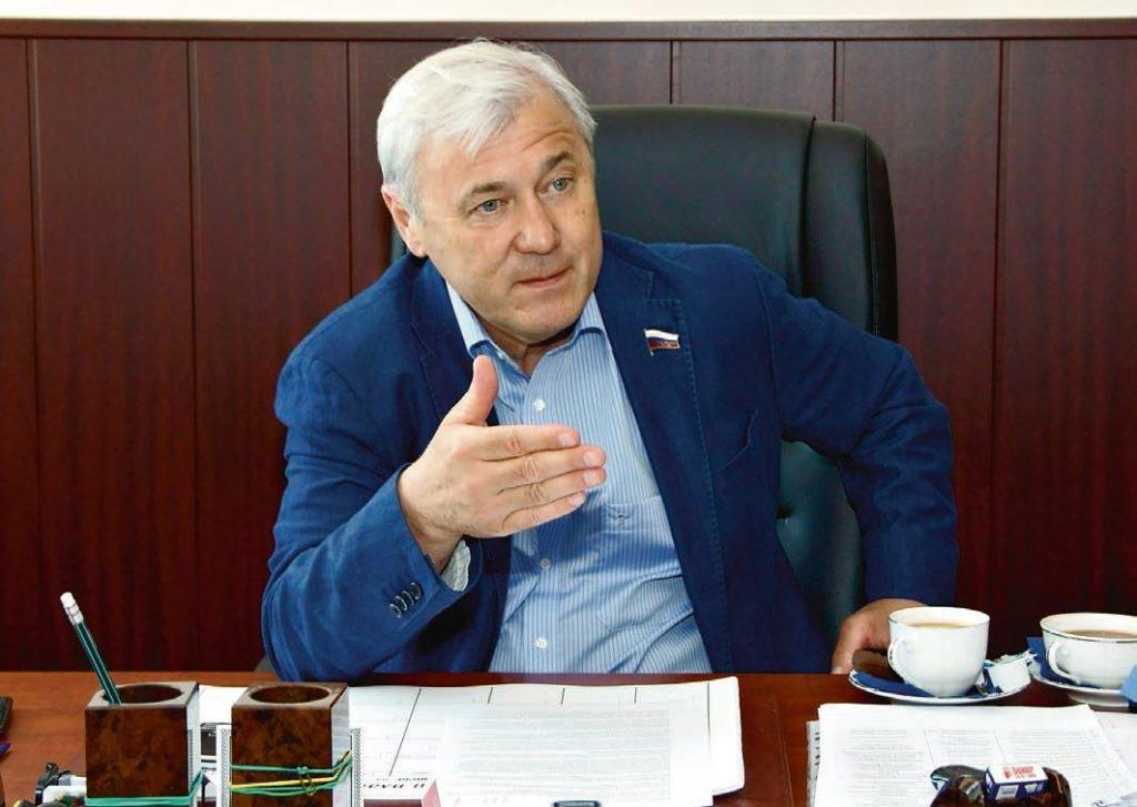 Anatoly Aksakov, político y economista ruso