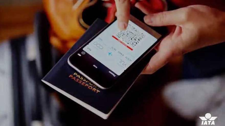 Los viajeros también tendrán acceso en su pasaporte sanitario digital a la información actualizada sobre los requisitos de viaje impuestos por cada uno de los países
