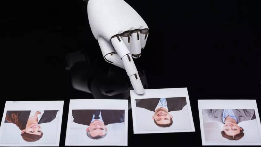 Ya se utilizan robots para procesos de selección de personal
