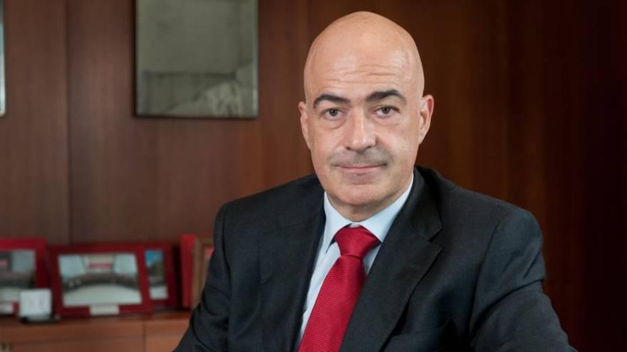 Javier San Félix, director de operaciones de PagoNxt, la filial de pagos para pymes y particulares de Santander
