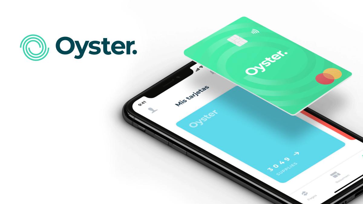 Oyster, La cuenta inteligente para emprendedores