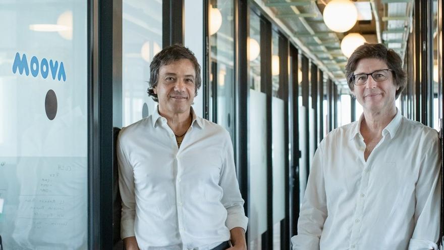 Moova fue creada en 2018 por los argentinos Antonio Migliore y Marcos Detry