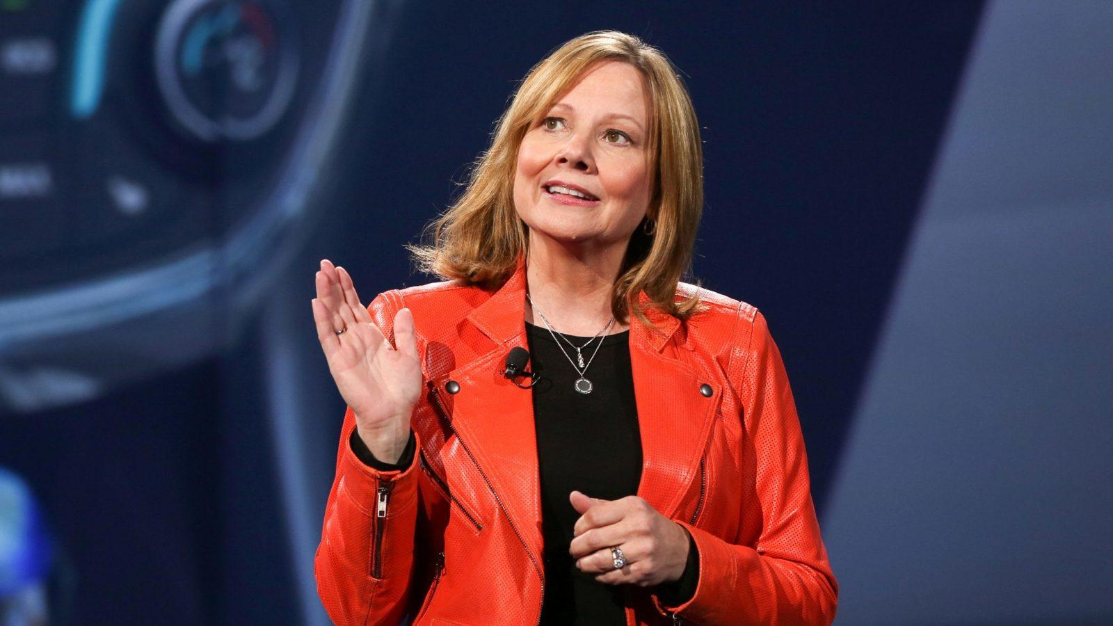 Mary Barra, CEO de General Motors, afirma que la empresa no tiene intenciones en invertir bitcoin