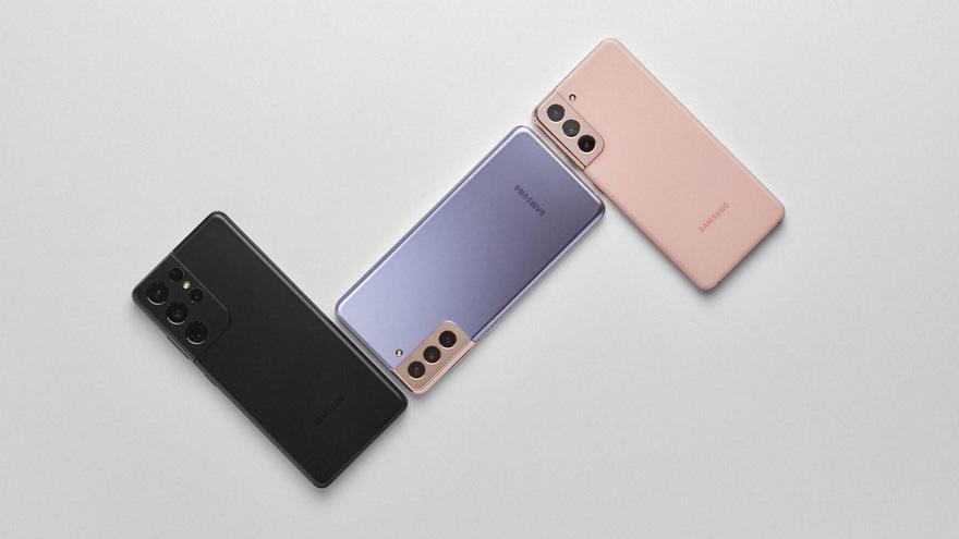 Samsung se suma al lanzamiento otorgando a los clientes Galicia Éminent la posibilidad de adquirir el nuevo modelo S21 con VISA en 18 cuotas sin interés