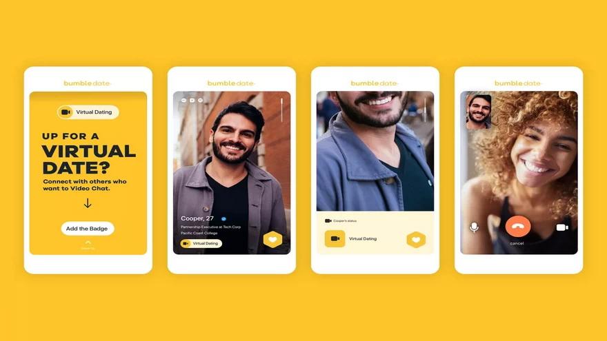 Uno de los objetivos de la aplicación escompetirlea Tinder y otras plataformas de citas