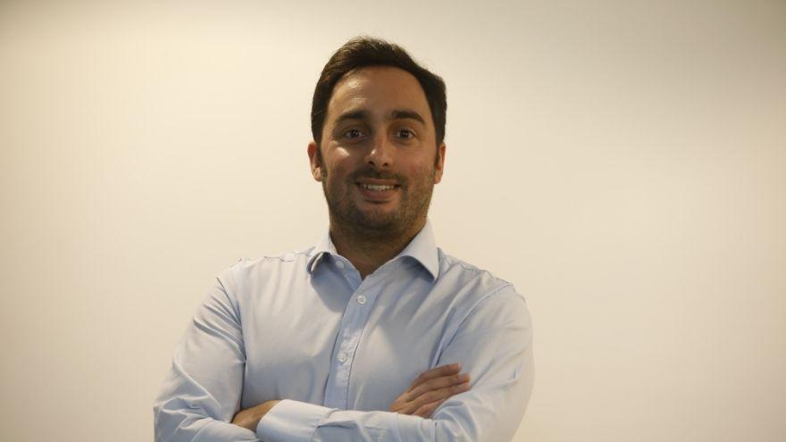Damián Navarro, Gerente de Negocio de HOP