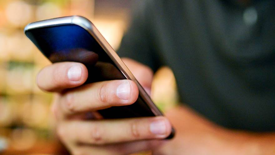 El aplicativo web está disponible para celulares
