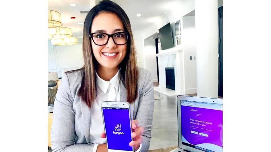 Karla Valdivieso, fundadora y CEO de Kargoo