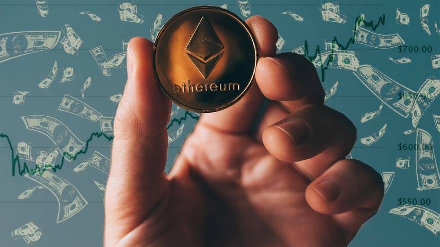 Eléxito de Ethereum no sólo está dado por el vlor y el creciminto de su criptomoneda, sino también por su plataforma de blockchain