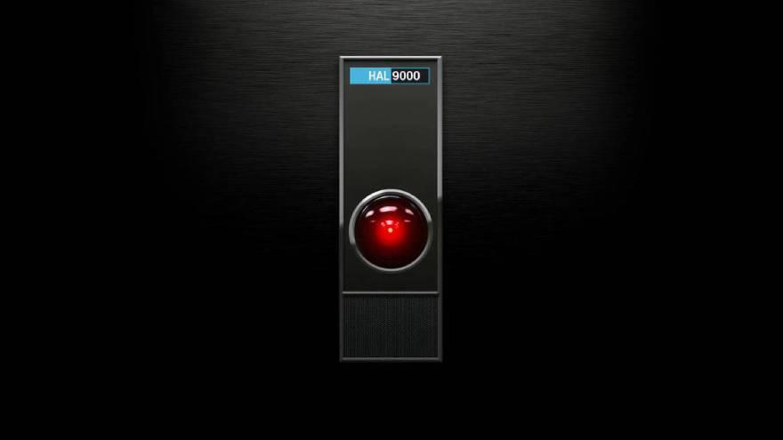 HAL 9000, la Inteligencia Artificial de la película