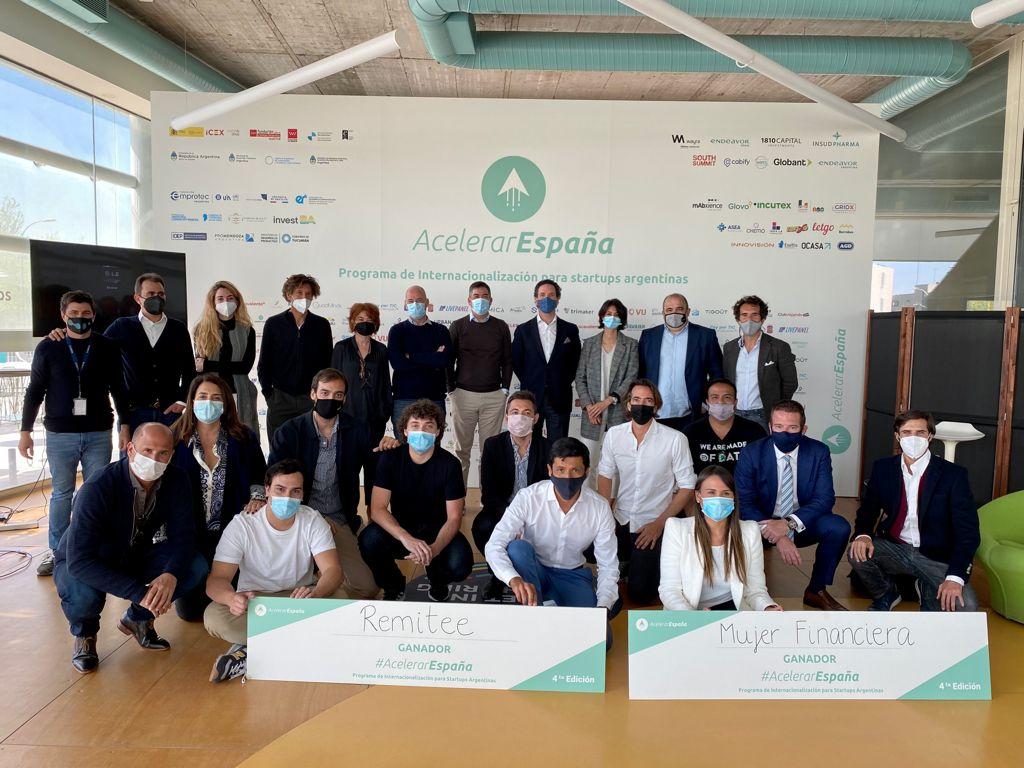 Acelerar España es una aceleradora filantrópica liderada por Leandro Sigman que tiene como objetivo acompañar la internacionalización de startups argentinas en su desembarco a España.