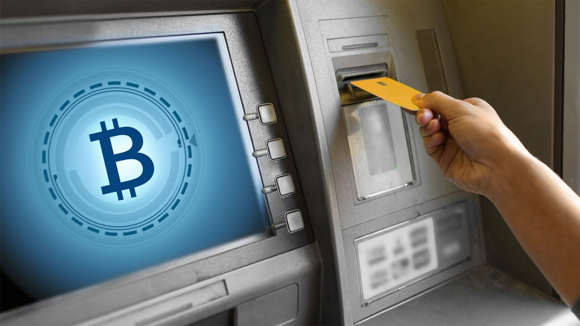 The security of doing the transactions yourself