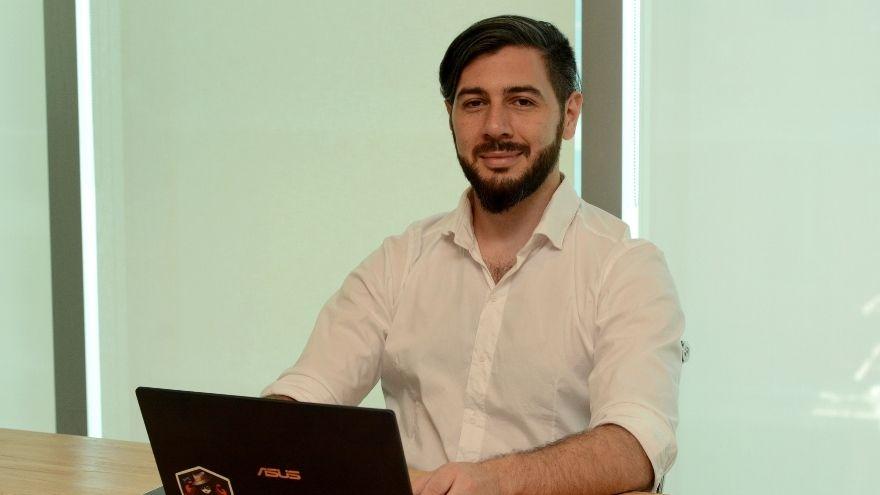 Iván Tello, COO de Decrypto
