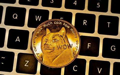 Dogecoin, la moneda meme, creció 8.300% en 2021