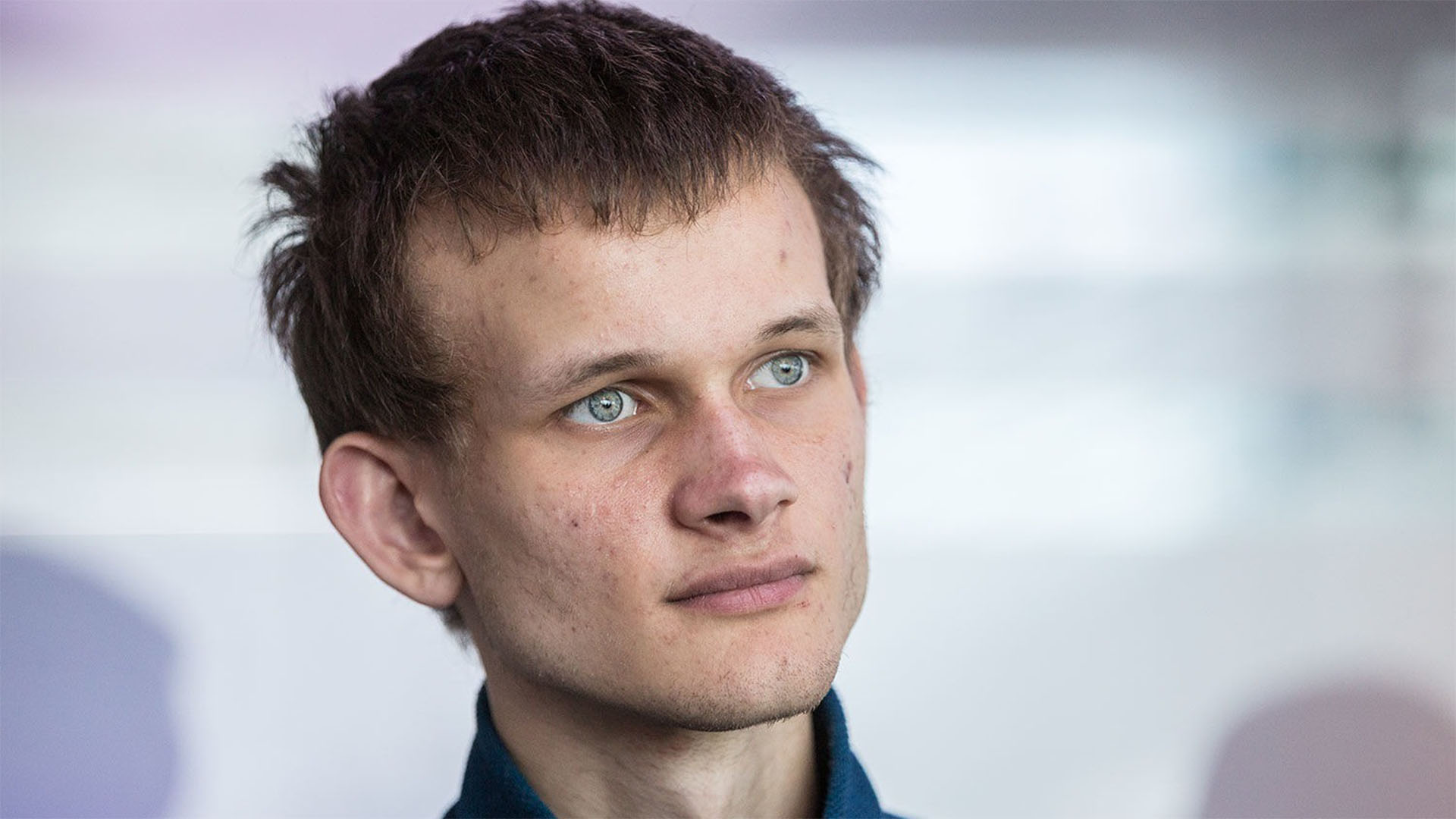 Vitalik Buterin, developer of the Ethereum network and the cryptocurrency Ether (ETH)