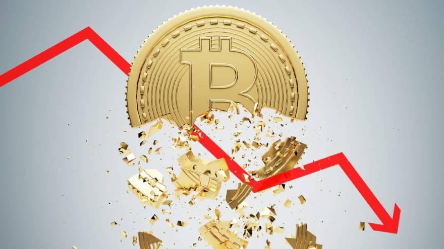 A pesar del derrumbe, bitcoin creció 33% en lo que va del año