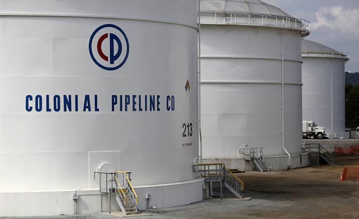 Colonial Pipeline es la red de