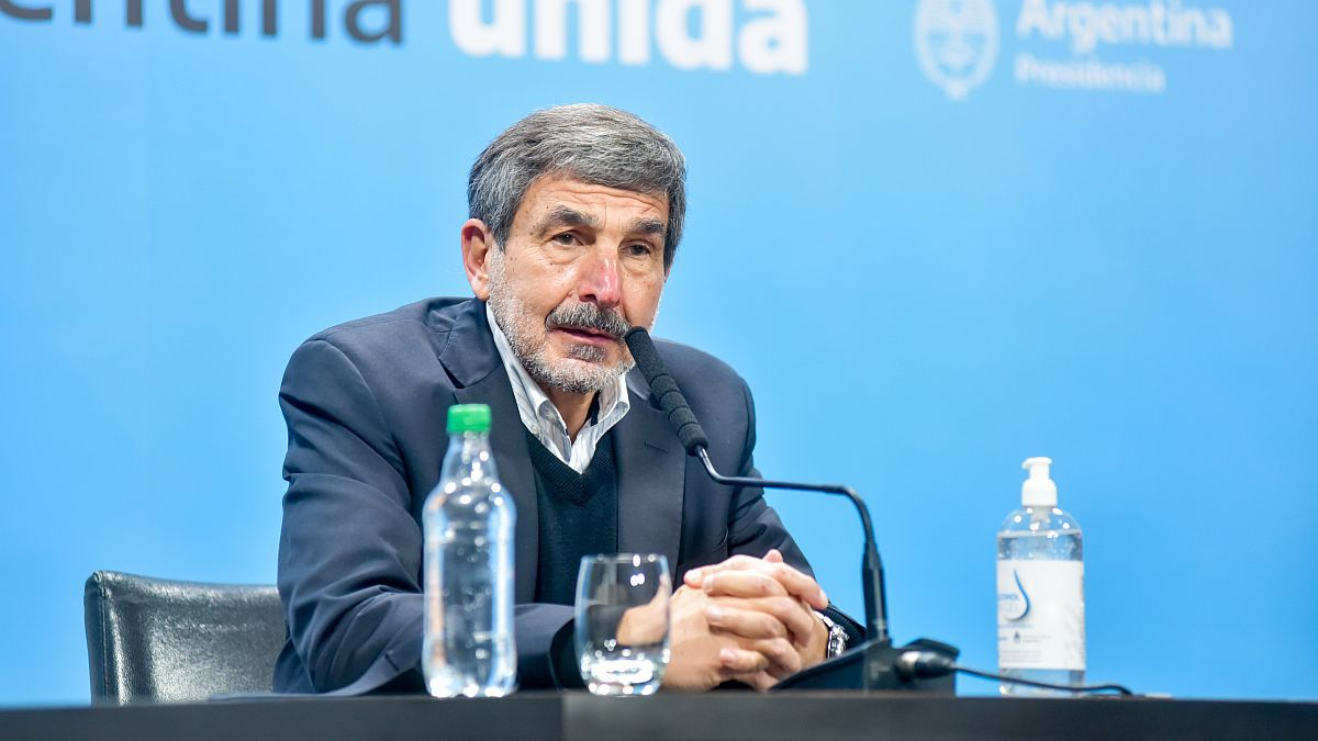 The management of Roberto Salvarezza at the head of Science, was marked in large part by the coronavirus pandemic