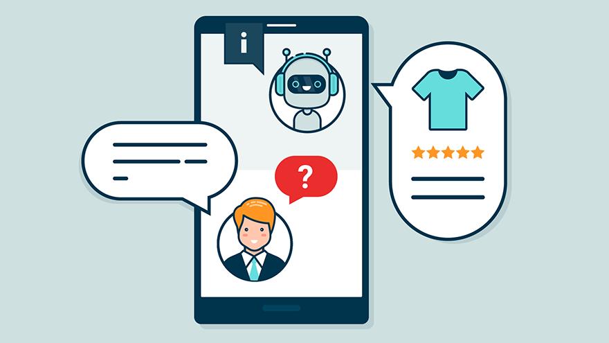 PaxBot permite seleccionar criterios de búsqueda para así mostrar las ofertas que más se adecúen a las necesidades del usuario.