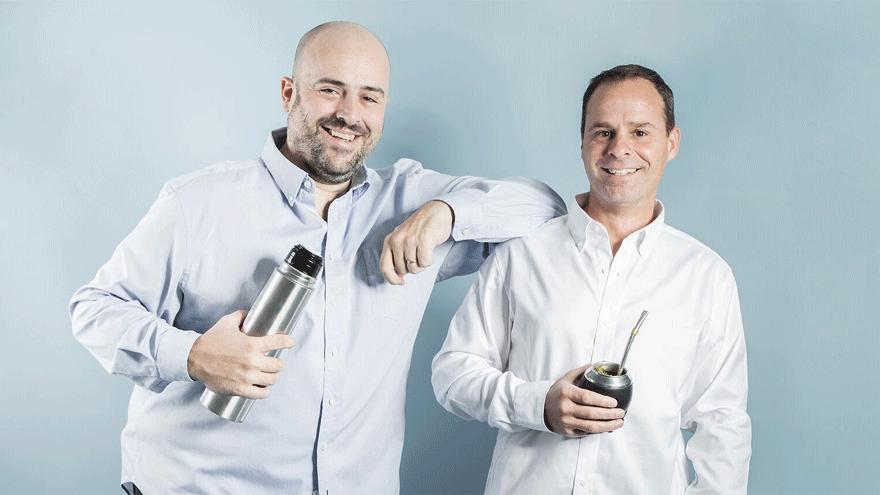 José Robledo y Adolfo Rouillon, fundadores de Frizata