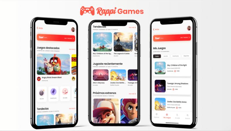 Rappi Games