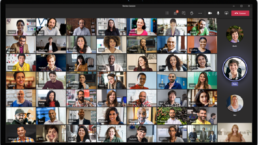 Teams, una de las apps más populares de 2020