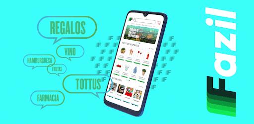 Falabella había lanzado Fazil, una aplicación que ofrece un servicio de entrega en 90 minutos de Tottus