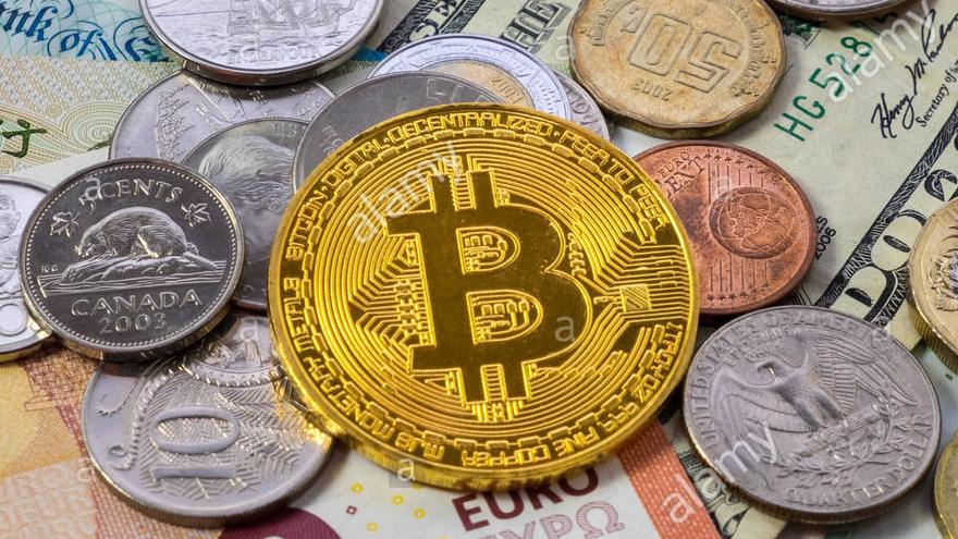 Bitcoin es la moneda digital más popular y conocida, pero no es la única