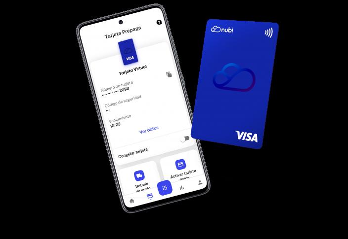 Nubi, en alianza con Samsung, es la primera Fintech en obtener una licencia para operar con la marca Visa