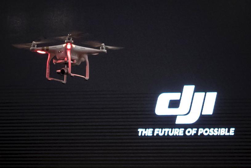 La mayor empresa de drones del mundo, DJI